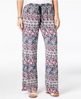 Be Bop Juniors' Printed Soft Pants