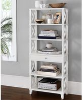 Pottery Barn Clara Lattice Bookcase