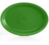 "Fiesta Shamrock 19"" Oval Serving Platter"