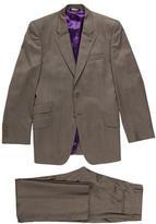 Paul Smith Herringbone Wool Suit