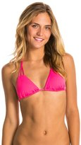 Roxy Swimwear Fun & Flirty Tiki Triangle Bikini Top 8116724