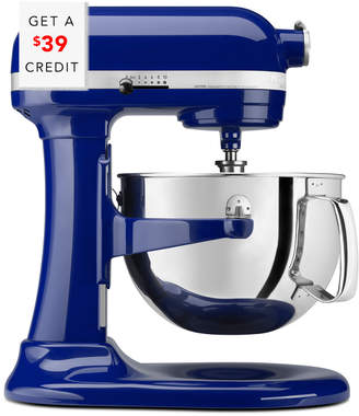 KitchenAid Professional 600 Series 6Qt Bowl Lift Stand Mixer - Kp26m1xbu With $39 Credit