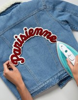 Orelia Parisienne Embroidery Badge