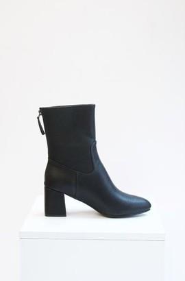 Collection & Co - Alexa Black Boots - 41 / Black
