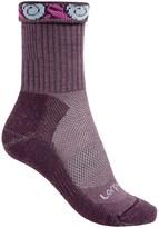 Lorpen Light Hiking Socks - Merino Wool, Crew (For Women)