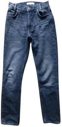 Sandro Anthracite Denim - Jeans Jeans for Women