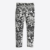 J.Crew Factory Girls' snow leopard leggings