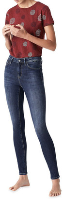 Mavi Jeans Alissa Dark Super Soft