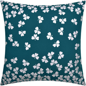 Fermob Trefle Outdoor Cushion - 45x45cm - Dark Blue