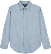 Ralph Lauren Buttoned cotton work shirt 6-14 years