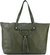 Borbonese croc-effect tote - women - Leather - One Size