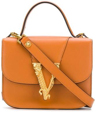 Versace Virtus dual-carry bag