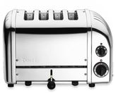 Dualit 4-Slice Chrome Toaster