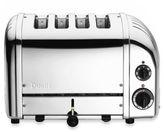 Dualit 4-Slice Chrome Toaster
