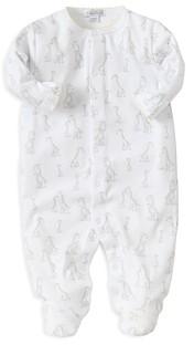 Kissy Kissy Unisex Giraffe Print Footie - Baby