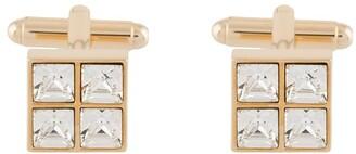 DSQUARED2 Gem-Embellished Cufflinks