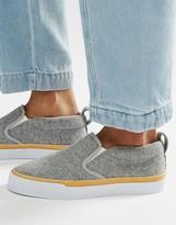 Asos DYNAMIC Slip On Sneakers