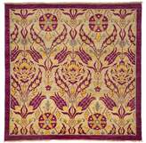 "Bloomingdale's Suzani Collection Oriental Rug, 5'3"" x 5'4"""