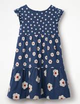 Boden Tiered Jersey Dress