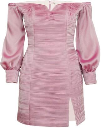 Jiri Kalfar Vintage Rose Cocktail Dress