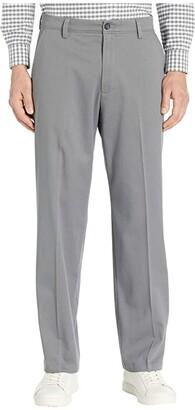 Dockers Easy Khaki Pants D4 Relaxed Fit (Black) Men's Casual Pants