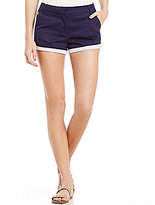 Freestyle Roll Cuff Stretch Twill Shorts