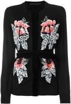 Elie Saab sequin embellished cardigan