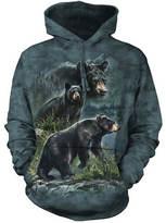 The Mountain Animal-Print Hoodie