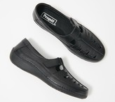 Propet Leather Slip-Ons -Clover
