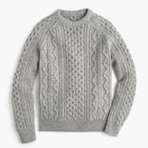 J.Crew American wool sweater with Imperial yarn