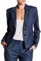 Classiques Entier Wool Blend Suit Jacket