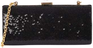 Philosophy di Lorenzo Serafini Black Synthetic Clutch bags