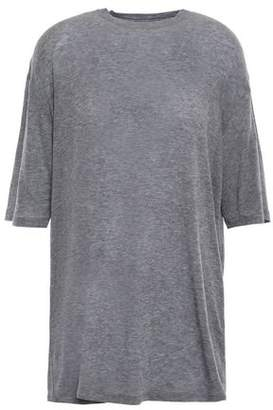 IRO Chalk Tencel-blend Jersey Top