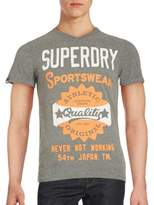 Superdry Champion Entry Graphic Tee