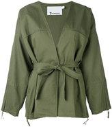 Alexander Wang Kimono jacket - women - Cotton - M