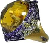 Sevan Biçakci Carved Doves Ring