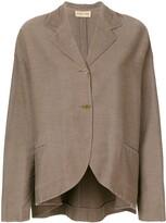 Romeo Gigli Pre Owned long sleeve blazer