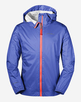 Eddie Bauer Girls' Cloud Cap Rain Jacket
