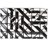Bao Bao Issey Miyake Prism clutch bag - women - PVC - One Size