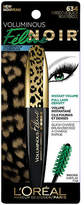 L'Oreal Voluminous Feline Noir Mascara Waterproof Blackest Noir