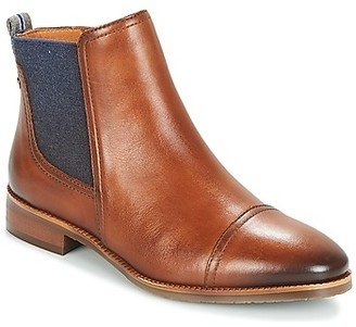 PIKOLINOS ROYAL W4D women's Mid Boots in Brown