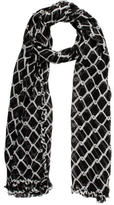 Thomas Wylde Silk Chain Scarf w/ Tags