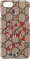 Gucci Kingsnake print iPhone 7 case