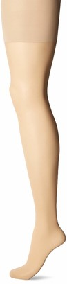 Pretty Polly Women's Plus Size Sheer Cooling 15D Tights