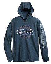Disney Epcot International Food & Wine Festival Hooded T-Shirt for Adults