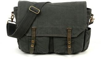 Tsd Coastal Canvas Messenger Bag