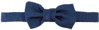 Lanvin Geometric Triangle Bow Tie