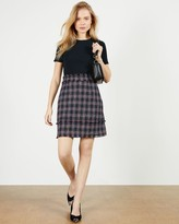 Thumbnail for your product : Ted Baker Mini Mockable Dress