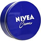 Nivea Genuine Authentic German Creme Cream available in 5.1 oz. / 150ml - 8.45 oz. / 250ml or 13.54 oz. / 400ml metal tin - Made in Germany & imported from Germany! NOT Thailand, Mexico or anywhere else! (400ml - 13.54 oz)