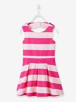 Vertbaudet Girls Sleeveless Short Dress